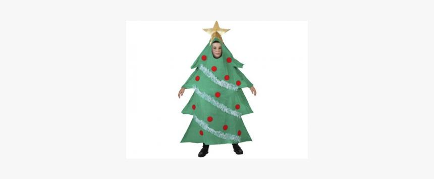 Deguisement Sapin De Noel Hd Png Download Kindpng
