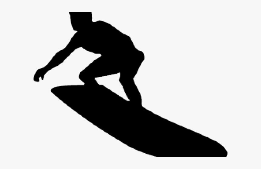 Royalty Free Download Surf Clipart Surfer Dude, HD Png Download - kindpng