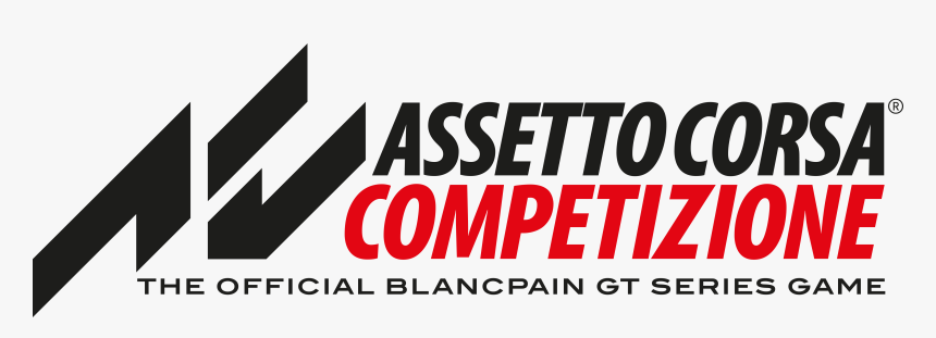 Assetto Corsa Competizione - Assetto Corsa Competizione Logo, HD Png  Download - kindpng