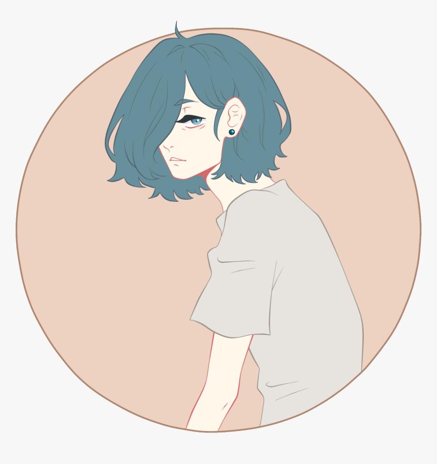 Cute Aesthetic Touka Kirishima Hd Png Download Kindpng