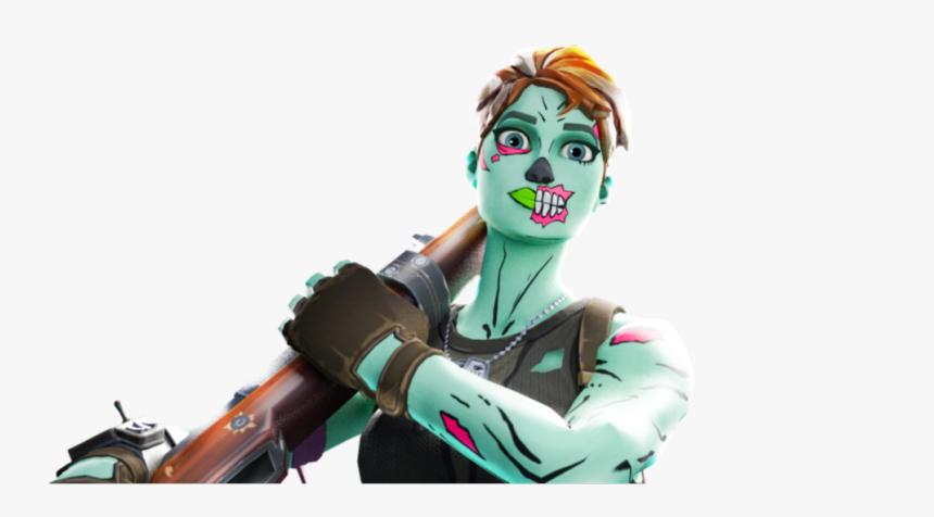 byba fortnite character png transparent ghoul trooper