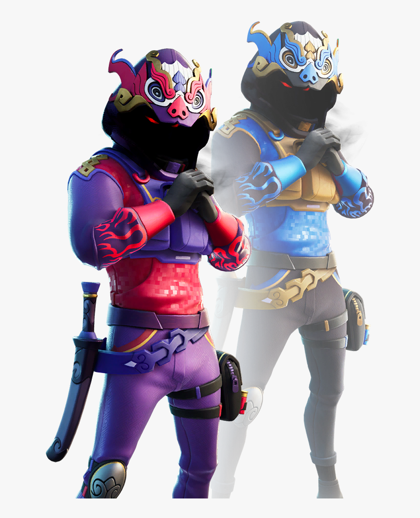 Fortnite Chinese New Year Skins, HD Png Download, Free Download