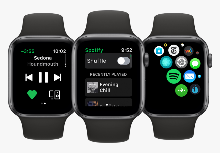 Ios 13 Will Allow Siri To Directly Integrate With Music - Apple Watch Pairs With Airpod, HD Png Download, Free Download