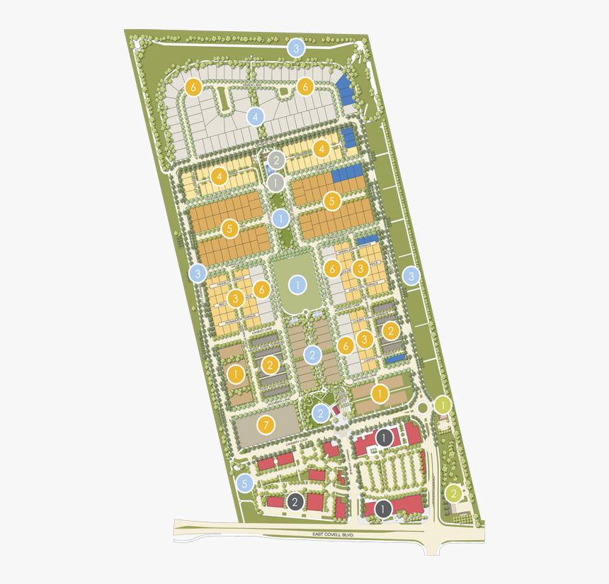Cannery Davis Ca Masterplan, HD Png Download, Free Download