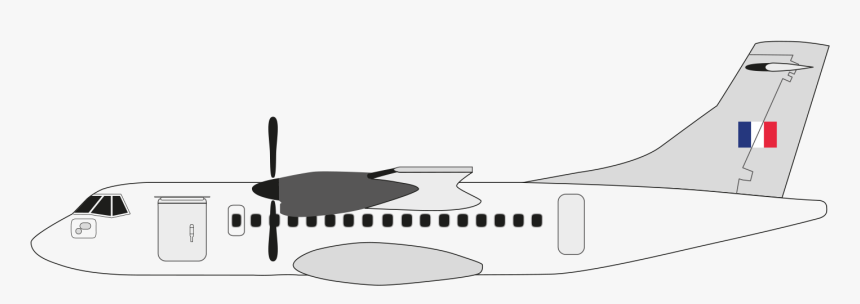 Atr 42 320 Clipart, HD Png Download, Free Download