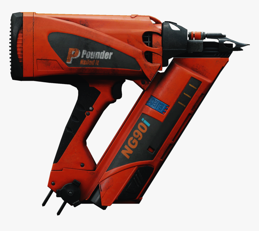Handheld Power Drill, HD Png Download, Free Download