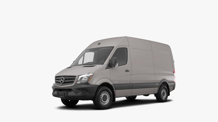 White 2009 Mercedes Sprinter Van, HD Png Download, Free Download