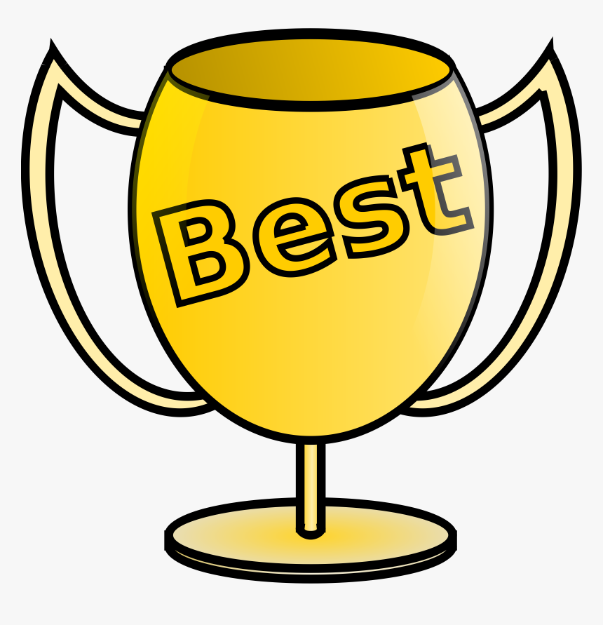 Golden Computer Cup Icons Hq Image Free Png Clipart - Winning Cup Clip Art, Transparent Png, Free Download