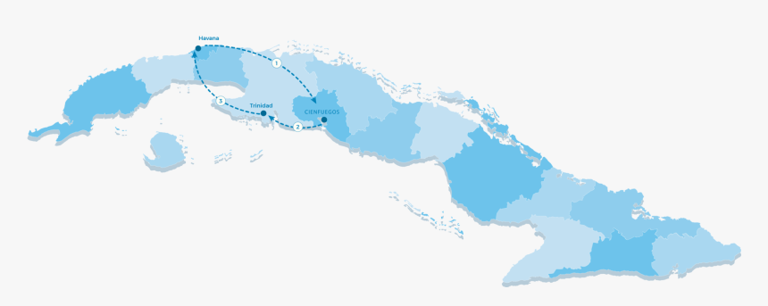 Cuba Map, HD Png Download, Free Download