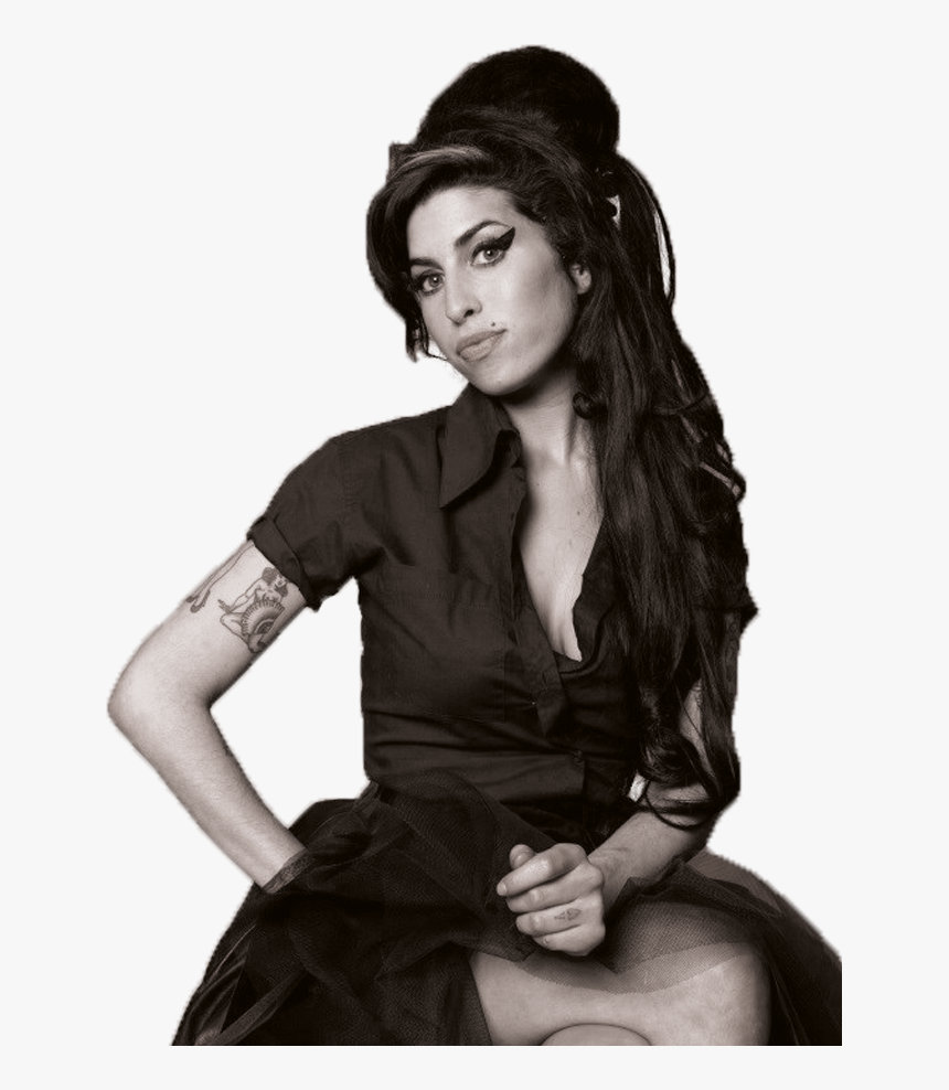 Amy Winehouse Rolling Stone Cover Poster Hd Png Download Kindpng