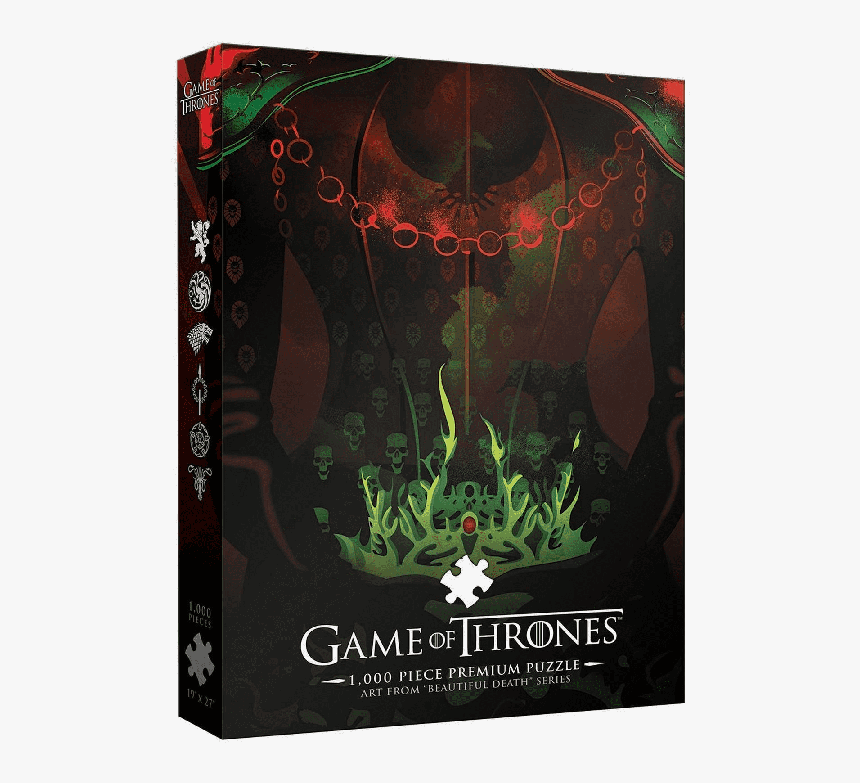 Game Of Thrones Long May She Reign Puzzle, HD Png Download, Free Download