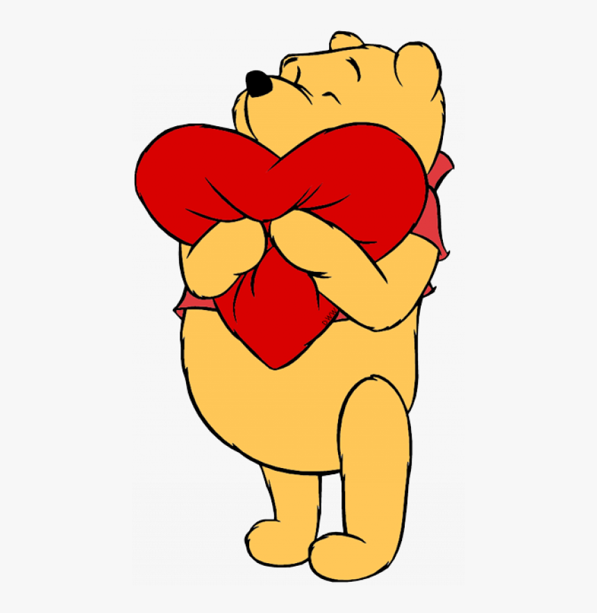 Winnie Pooh Hd Png Image Love Winnie The Pooh Gif Transparent Png Kindpng