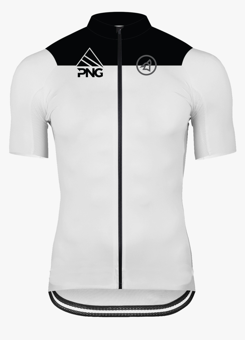 Png Raw Cycling Jersey - Active Shirt, Transparent Png, Free Download