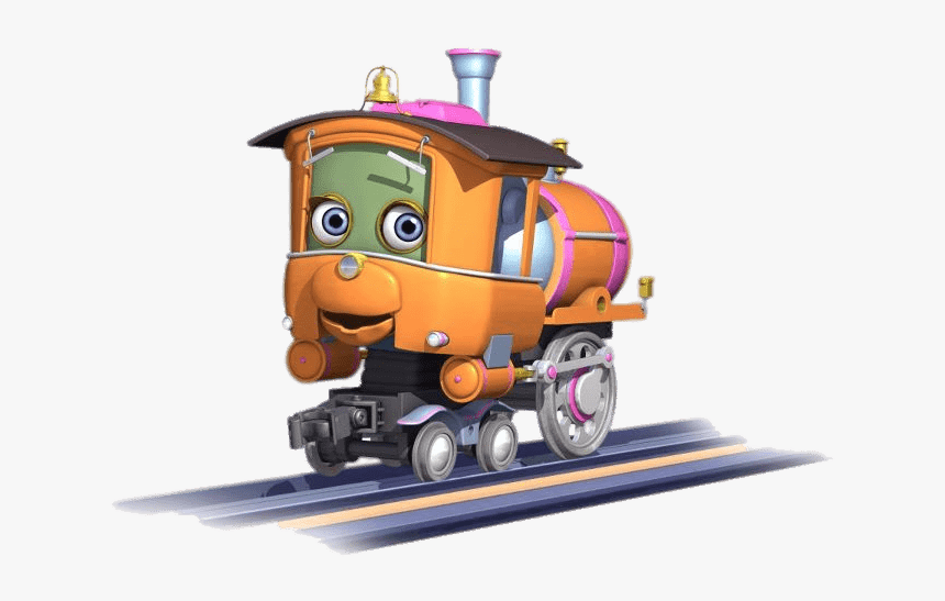 Chuggington Character Piper The Steam Engine - Chuggington Character, HD Png Download, Free Download