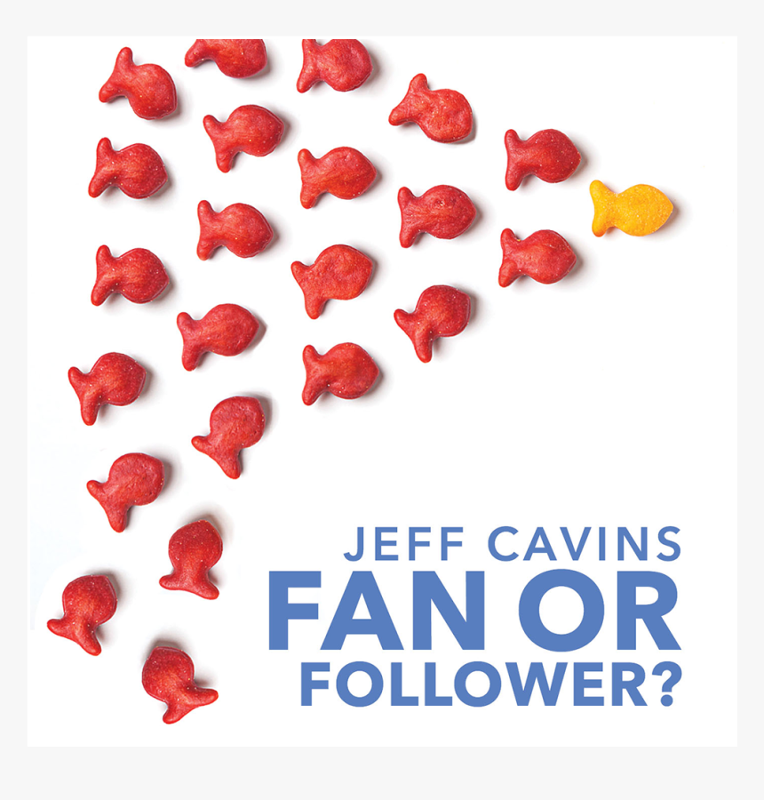 Fan Or Follower Your Relationship With Jesus By Jeff - Illustration, HD Png Download, Free Download