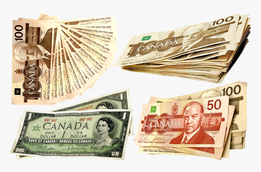 Canadian Dollar - Canada 50 Dollars, HD Png Download, Free Download