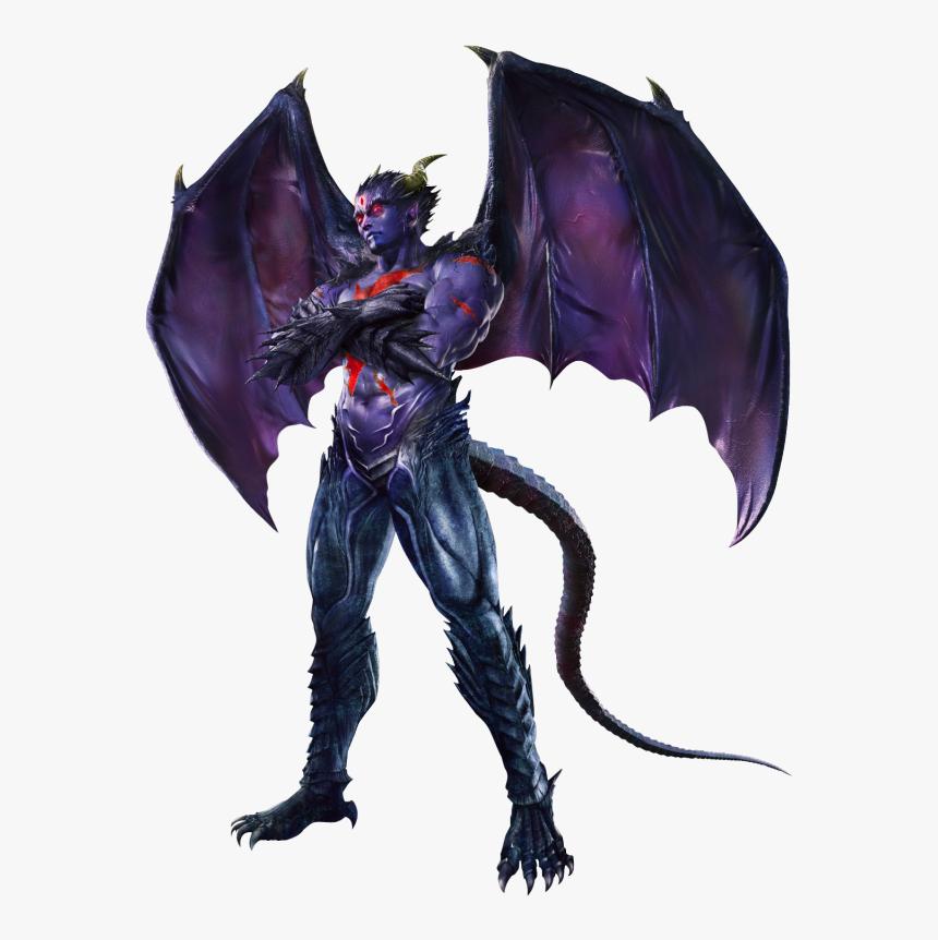 Tekken 5 Devil Kazuya Hd Png Download Kindpng