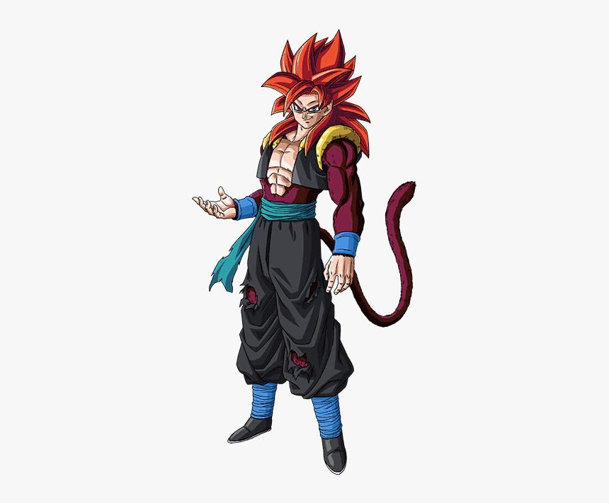 #gogetassj4 #gogeta #dragonballheroes #xeno - Dragon Ball Heroes Goku Xeno Ssj4, HD Png Download, Free Download