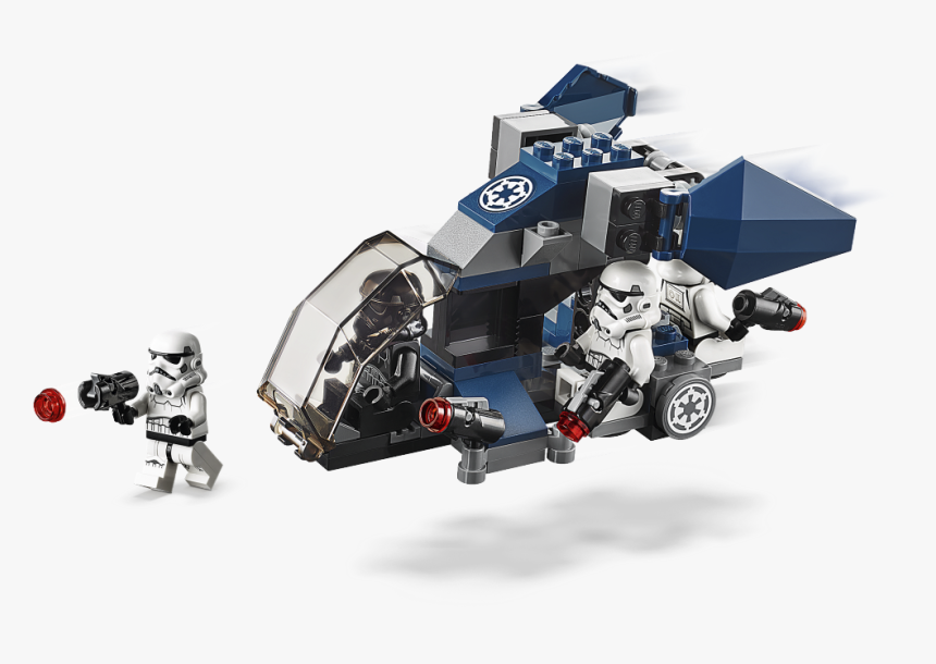 Lego Star Wars Imperial Dropship, HD Png Download, Free Download