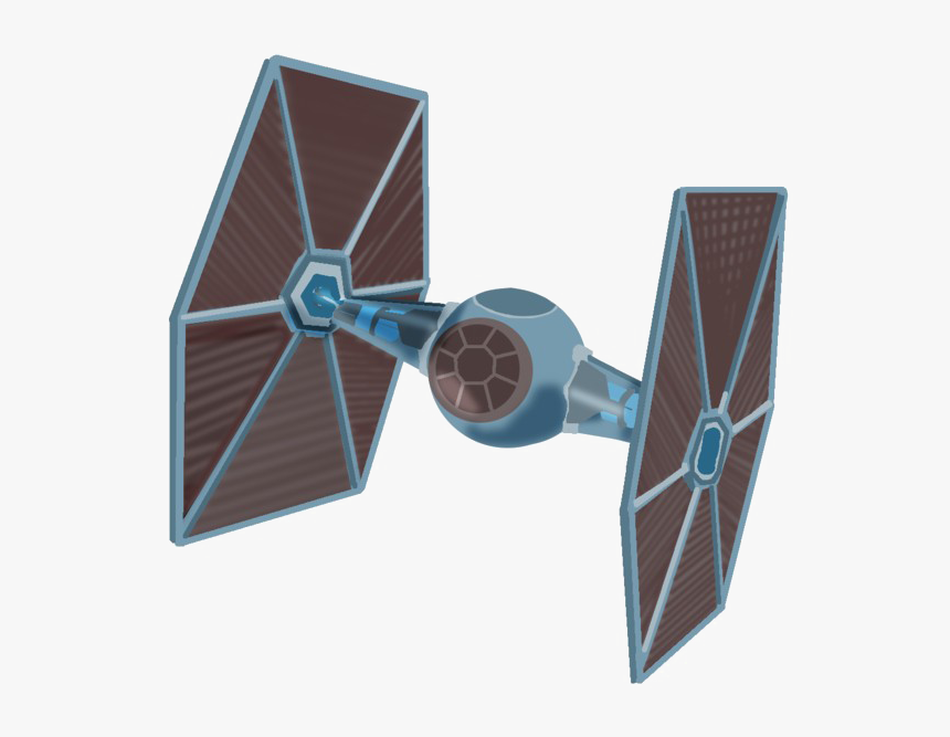 Transparent Tie Fighter Clipart - Spaceship Star Wars Png Cartoon, Png Download, Free Download