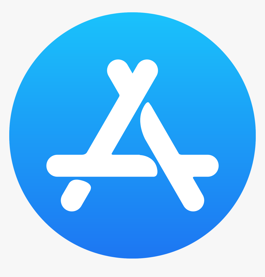 Apple App Store Icon - App Store Apple, HD Png Download, Free Download
