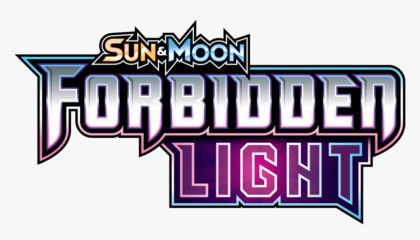 Pokemon Sun And Moon Forbidden Light Logo, HD Png Download, Free Download