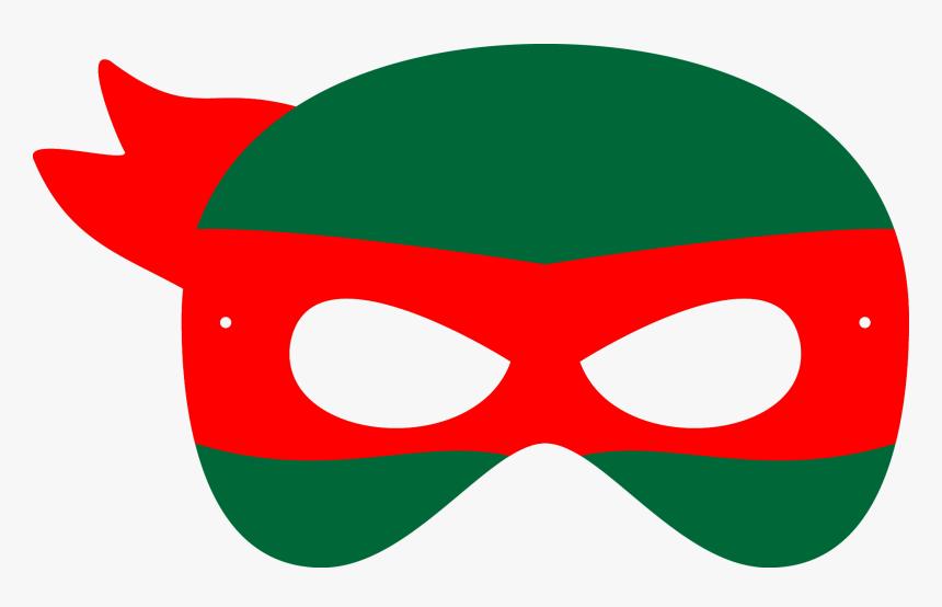 Transparent Ninja Turtles Face Png - Ninja Turtles Mask Png, Png Download, Free Download