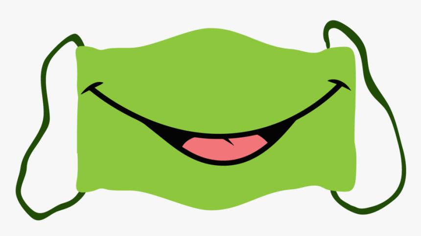 Ninja Turtles Raphael Face - Ninja Turtle Mouth Mask, HD Png Download, Free Download