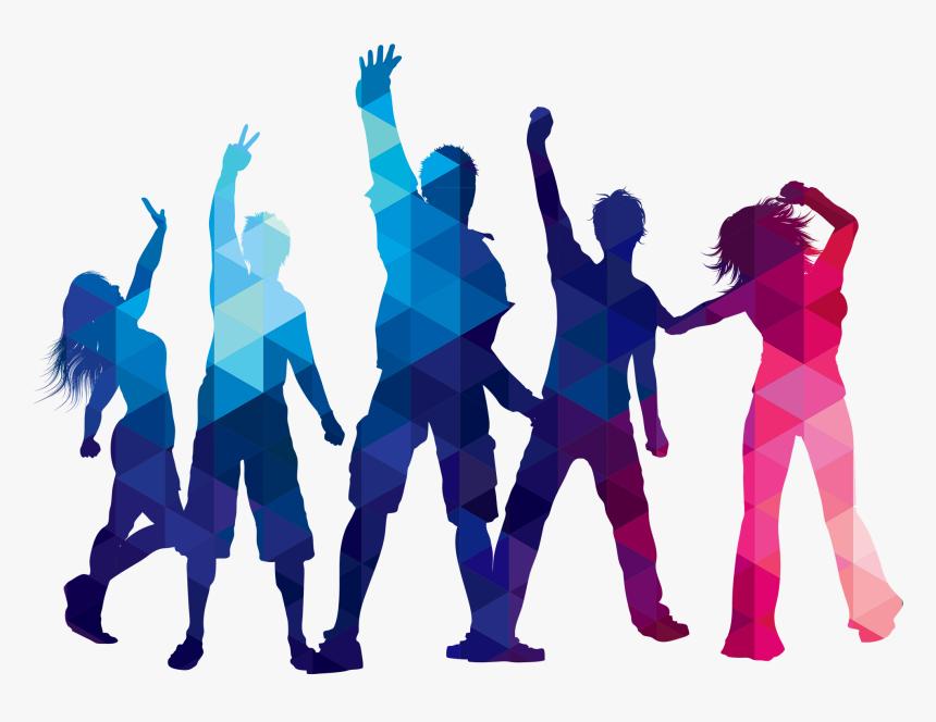 Silhouette Dance Clip Art - Dancer Silhouette Dance Clipart, HD Png  Download - kindpng