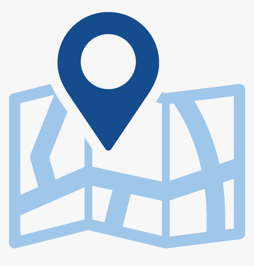 Find An Office Or Roving Staff Member Near You - Green Map Locator Icon, HD Png Download, Free Download