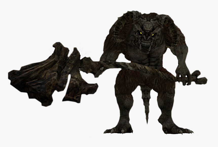 Dark Souls Wiki - Dark Souls Taurus Demon, HD Png Download, Free Download