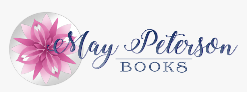 May Peterson Books Logo - Calligraphy, HD Png Download, Free Download