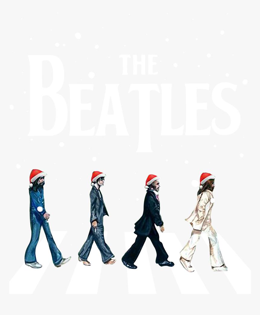 The Beatles Santa Abbey Road Star Trek Tribute Christmas - Figurine, HD Png Download, Free Download