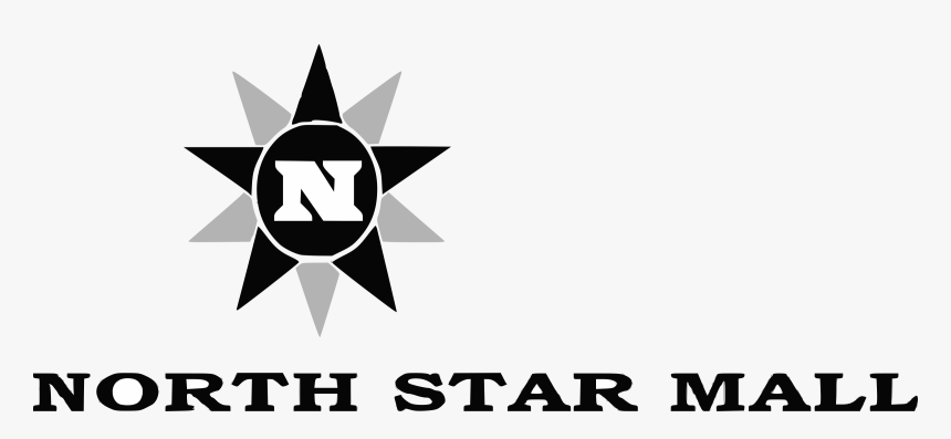 North Star Mall Retro Logo Png Transparent - North Star Mall Logo, Png Download, Free Download
