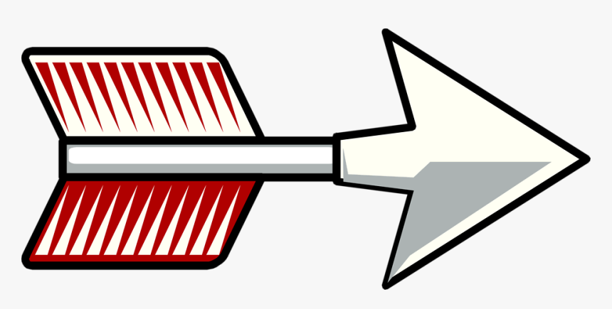 Arrow Red Free Stock Photo - Transparent Arrow Clipart Free, HD Png Download, Free Download