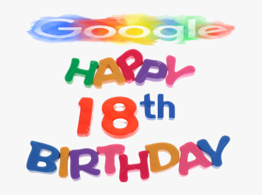 Transparent 18 Birthday Png - Happy 18th Birthday, Png Download, Free Download
