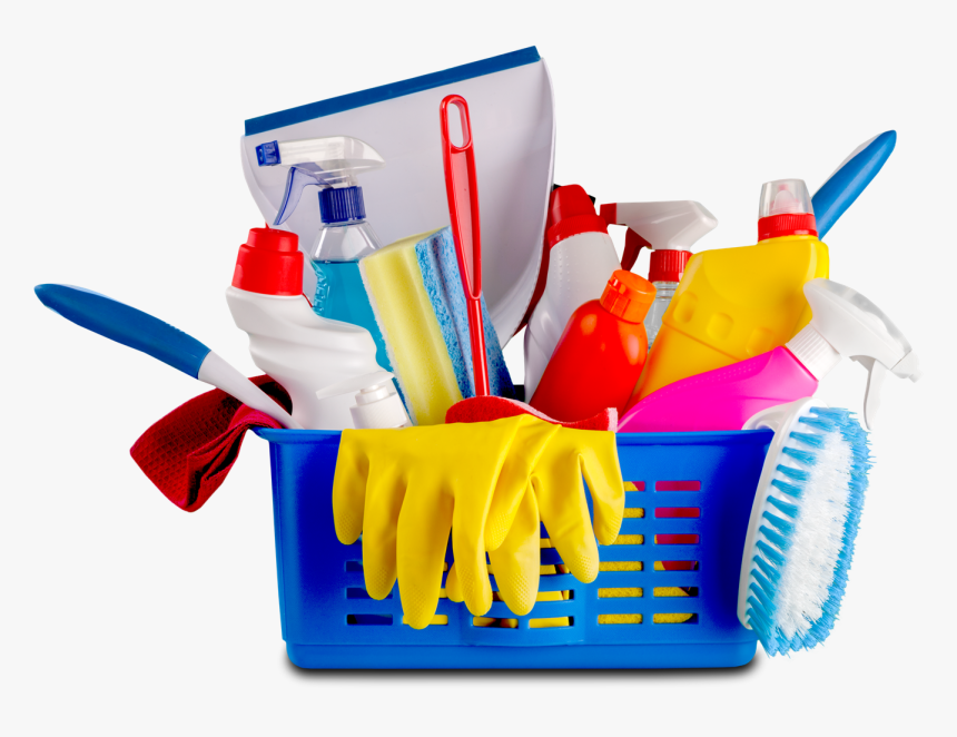 Empresas De Limpieza Integral - Cleaning Supplies Transparent Background,  HD Png Download - kindpng