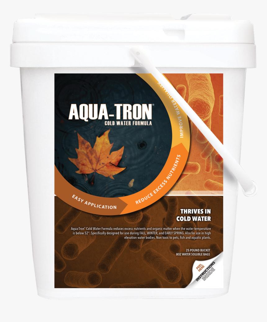 Aqua-tron® Cold Water Formula - Water, HD Png Download, Free Download