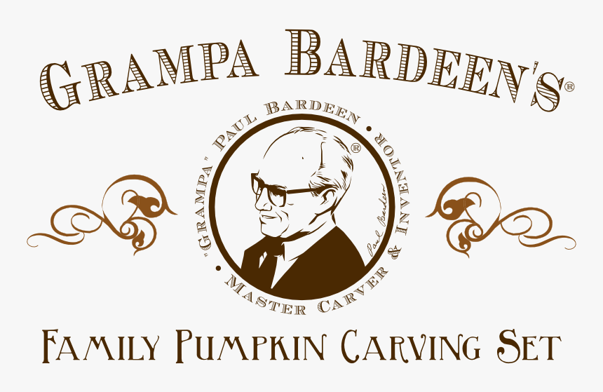 Grampa Bardeen - Illustration, HD Png Download, Free Download