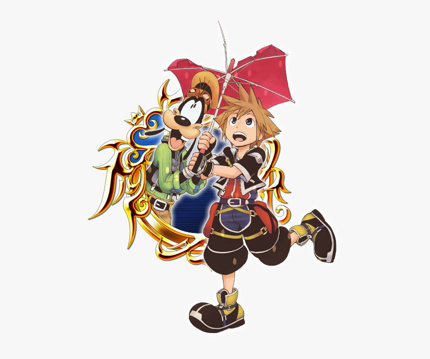 Mickey Mouse Kingdom Hearts 3, HD Png Download, Free Download