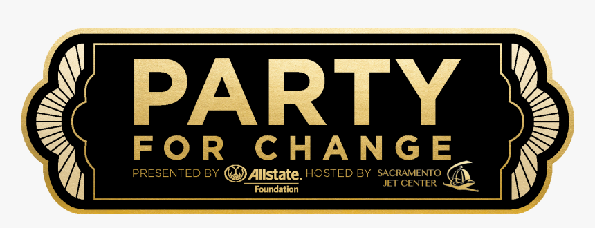 Party For Change 2019 - 2012 Bcs National Championship Game, HD Png Download, Free Download