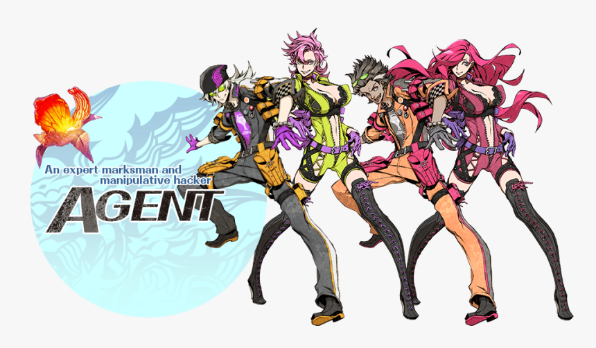 7th Dragon Iii Agent, HD Png Download, Free Download