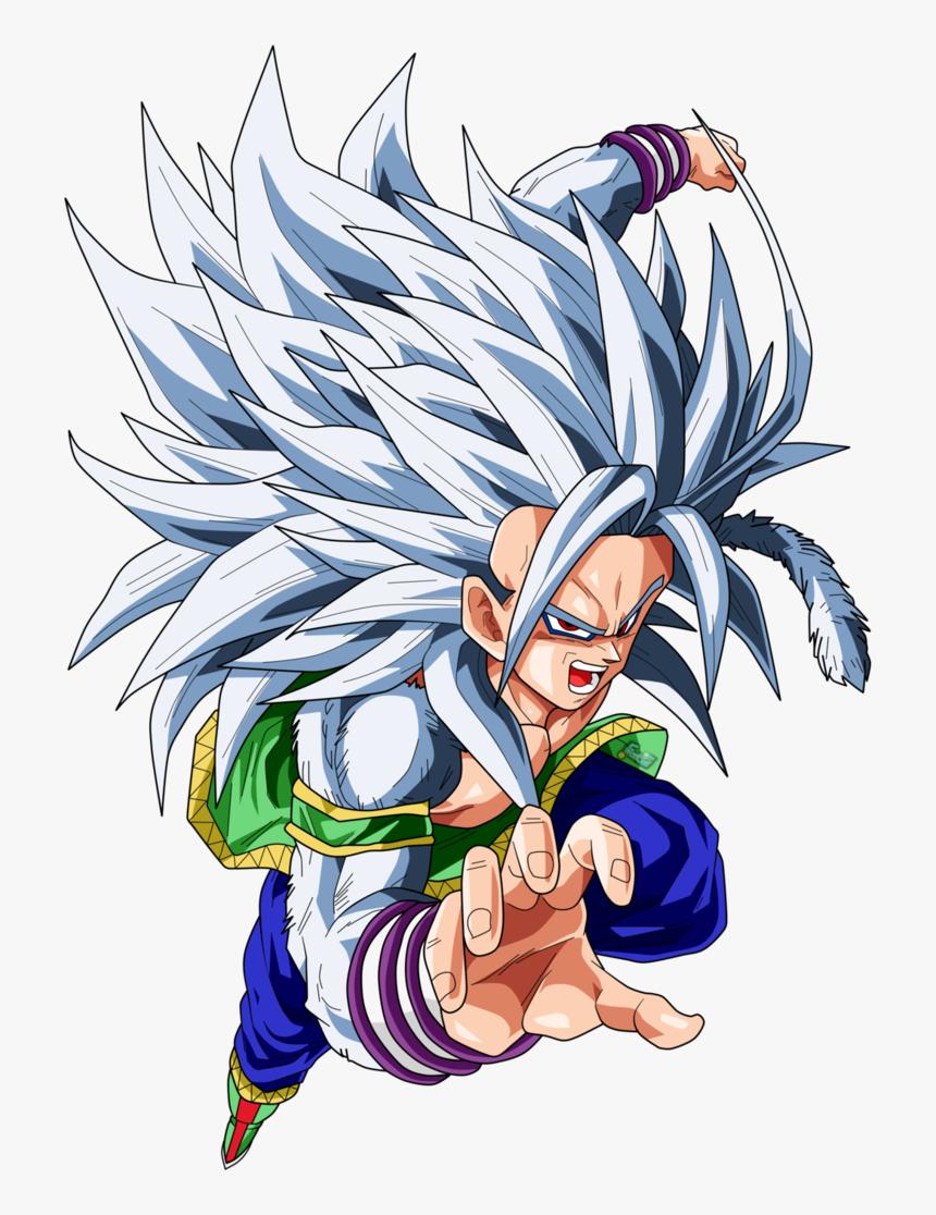 Dragon Ball Goku Super Sayajin 5, HD Png Download, Free Download