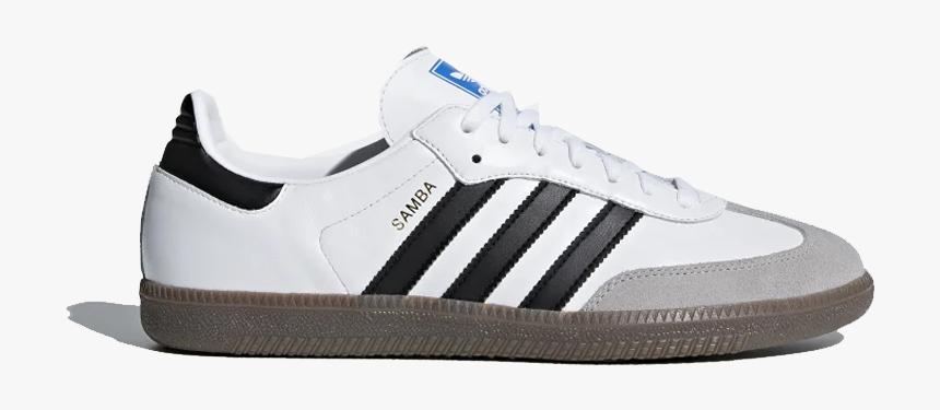 Adidas Samba Og White, HD Png Download, Free Download