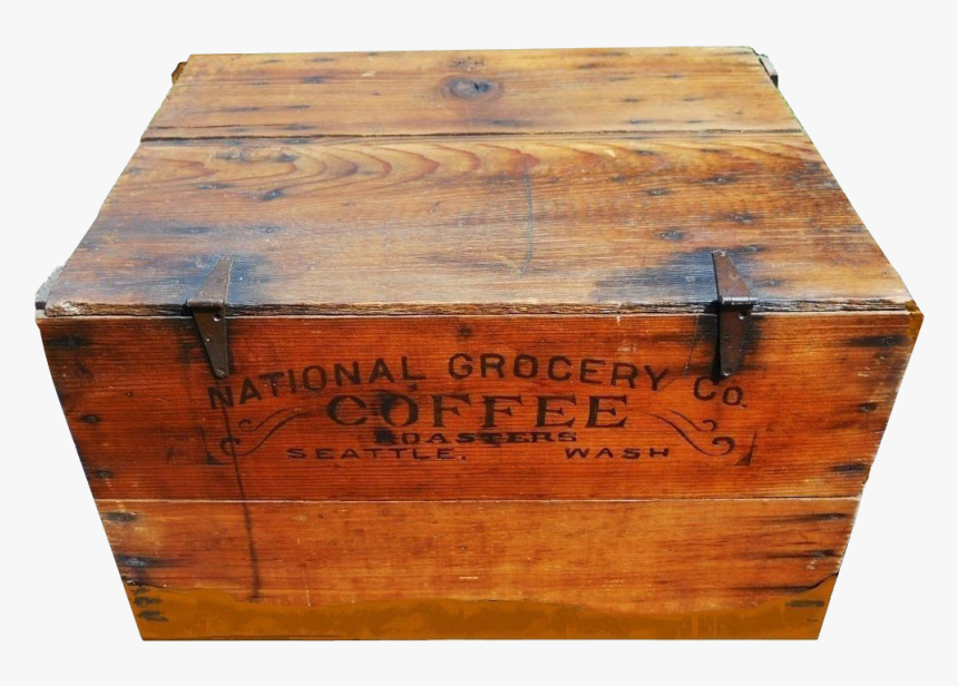 19th Century Shipping Crate, HD Png Download, Free Download