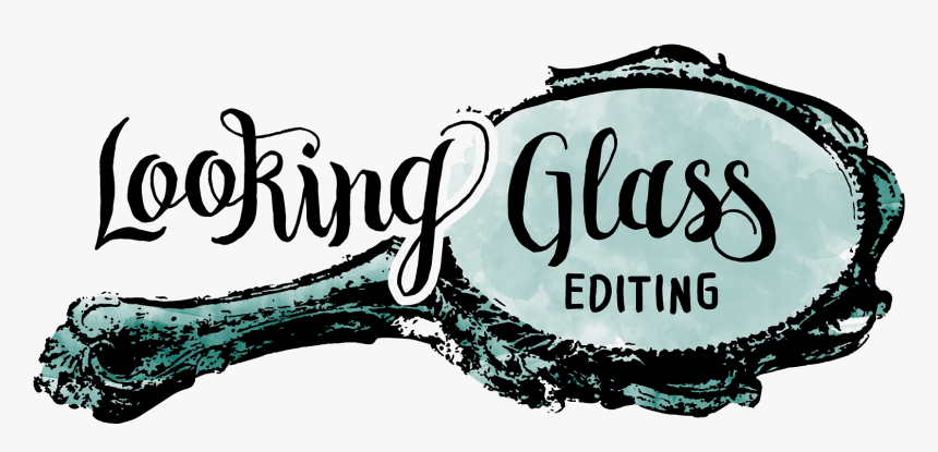 Looking Glass Editing Services - Looking Glass Logo, HD Png Download, Free Download
