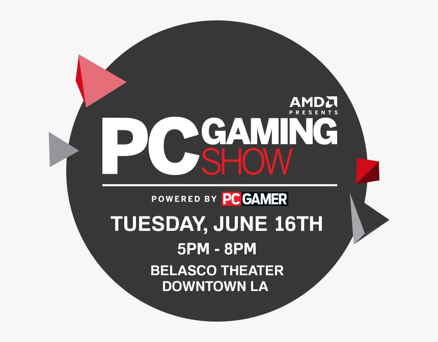Logo Large - Pc Gamer, HD Png Download, Free Download