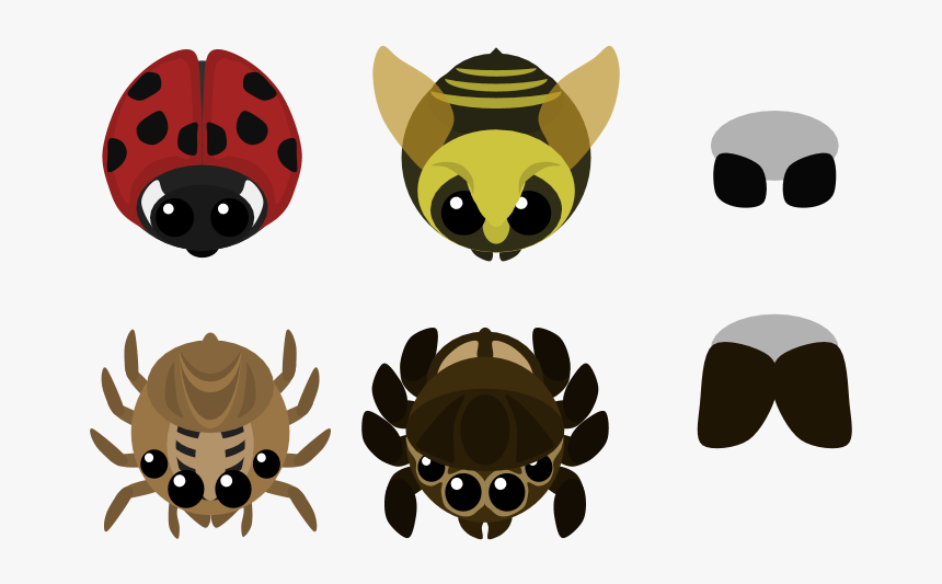 Mope Io Bee, HD Png Download, Free Download