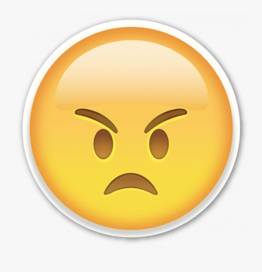 Transparent Background Sad Emoji, HD Png Download, Free Download