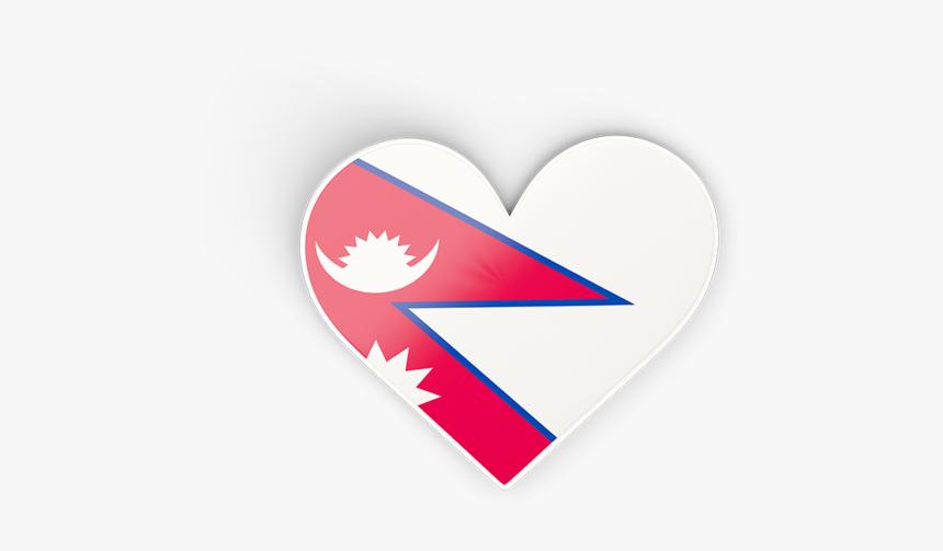 Download Flag Icon Of Nepal At Png Format - Emblem, Transparent Png, Free Download